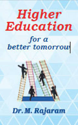 Higher Education for a Better Tomorrow (Paperback)