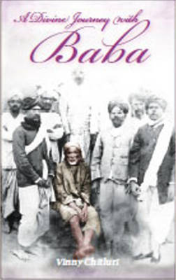 A Divine Journey with Baba (Paperback)