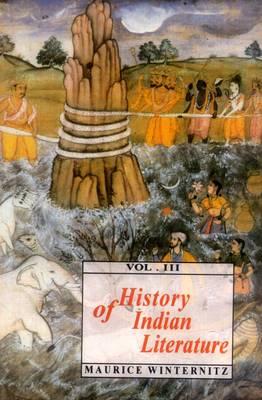 History of Indian Literature: v.3 (Hardback)