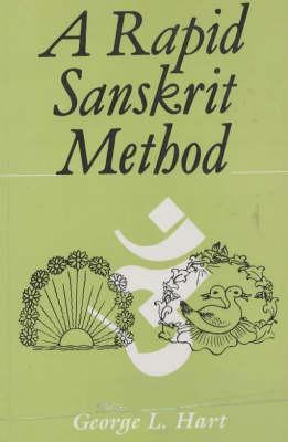 Rapid Sanskrit Method (Hardback)