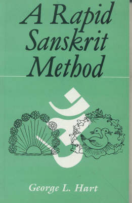 Rapid Sanskrit Method (Paperback)
