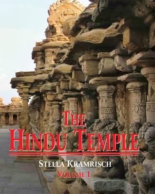 The Hindu Temple: Pt. 1 & 2 (Hardback)