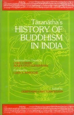 History of Buddhism in India (Hardback)
