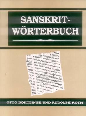 Sanskrit Worterbuch (Hardback)