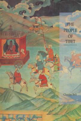 The People of Tibet (Hardback)
