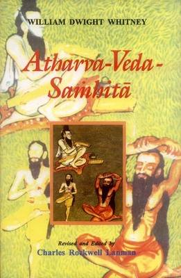 Atharva-veda-samhita - Harvard Oriental Series v.7 (Paperback)