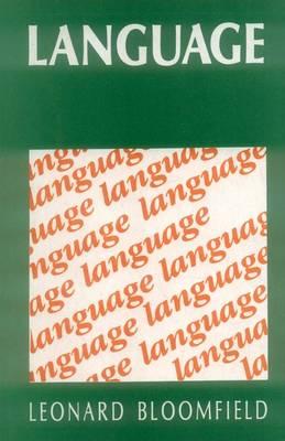 Language (Hardback)