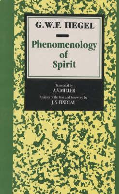Phenomenology of Spirit (Paperback)