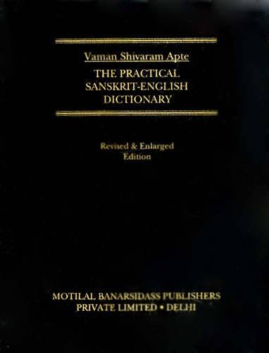 The Practical Sanskrit-English Dictionary (Paperback)