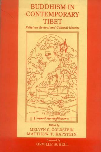 Buddhism in Contemporary Tibet: Religious Revival and Cultural Identity (Paperback)