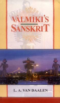 Valmiki's Sanskrit (Hardback)