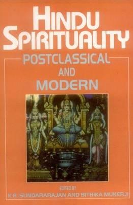 Hindu Spirituality: v. 2 (Hardback)