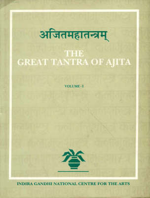 The Great Tantra of Ajita - Kalamulasastra S. v. 47-51 (Hardback)