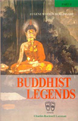 Buddhist Legends (Hardback)