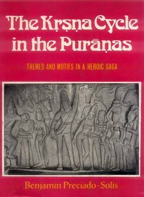 The Krsna Cycle in the Puranas: Themes and Motifs (Hardback)