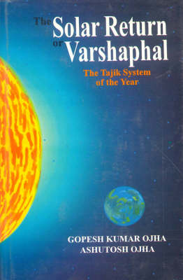 The Solar Return of Varshpal (Hardback)