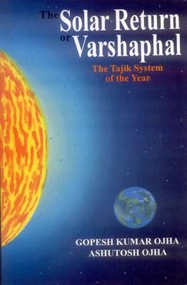 The Solar Return of Varshpal (Paperback)