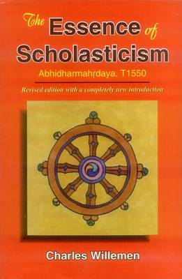 The Essence of Scholasticism: Abhidharmahrdaya (Hardback)