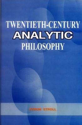Twentieth-century Analytical Philosphy (Paperback)