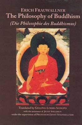 The Philosophy of Buddhism (Hardback)