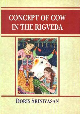 Concept of Cow in the Rigveda (Hardback)