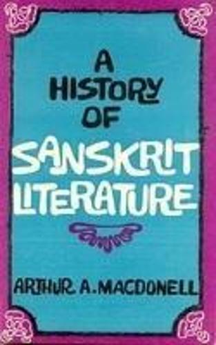 A History of Sanskrit Literature (Hardback)