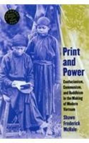 Print and Power (Hardback)