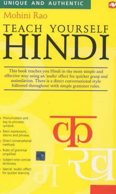 Teach Yourself Hindi: And Subjectwise Dictionary (Paperback)