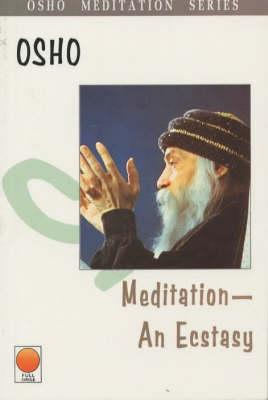 Meditation, an Ecstasy (Paperback)