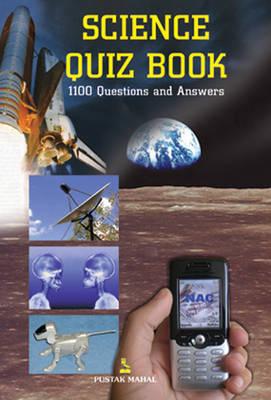 Science Quiz Book (Paperback)