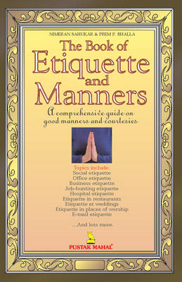 The Book of Etiquette and Manners (Paperback)