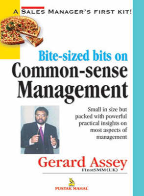Bite Sized Bits on Common Sense Management (Paperback)