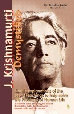 J. Krishnamurthy Demystified (Paperback)