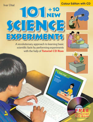 Set-101+10 New Science Experiments (Paperback)