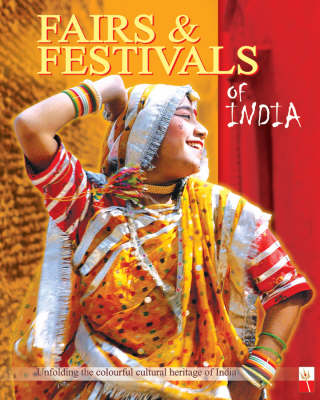 Fairs and Festivals of India (Paperback)