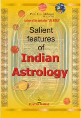 Salient Features of Indian Astrology (Paperback)