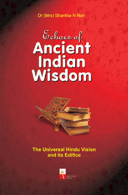 Echoes of Ancient Indian Wisdom (Hardback)