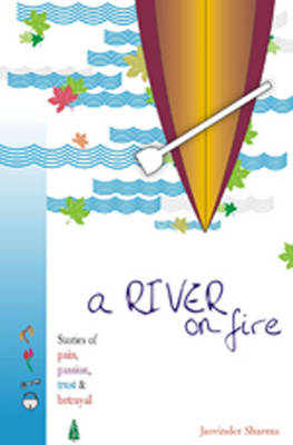 A River on Fire (Paperback)
