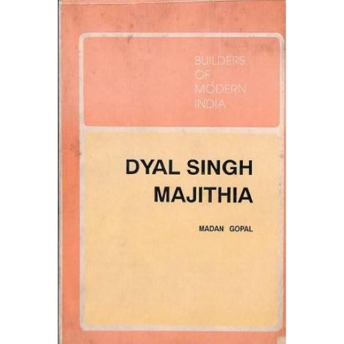 Dayal Singh Majethia (Paperback)
