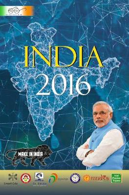 India 2016: A Reference Annual (Paperback)
