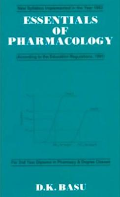 Essentials of Pharmacology (Paperback)