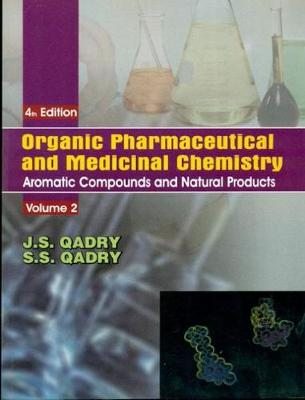 Organic Pharmaceutical and Medicinal Chemisty, Volume 2 (Paperback)