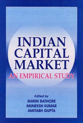 Indian Capital Market: An Empirical Study (Hardback)