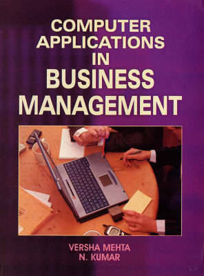 Computer Applications in Business Management (Hardback)