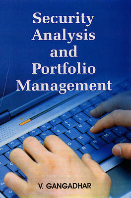Security Analysis and Portfolio Management (Hardback)