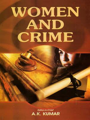 Women and Crime (Hardback)