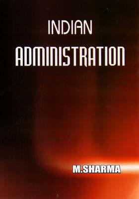 Indian Administration (Hardback)