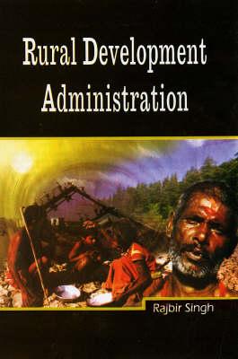 Rural Development Administration (Hardback)