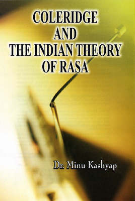 Coleridge and the Indian Theory of Rasa (Paperback)