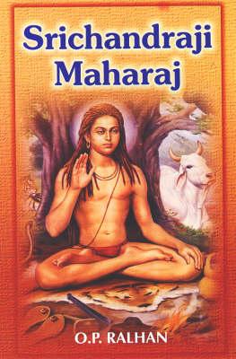 Srichandraji Maharaj (Hardback)